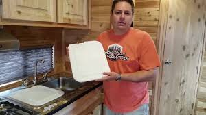 Rv Kitchen Sink Covers by Sink Cover For Your Ice Castle Rv Edition We Explain The
