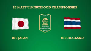 Thailand Round Flag U19 Japan Vs U19 Thailand Semi Final 2 2014 Aff U19 Youth