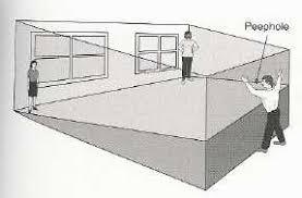 la chambre des ames artplastoc 93 troisièmes perspective faussée présentation du sujet