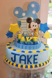 tangled cake topper baby mickey mouse 1st birthday cake topper adianezh on artfire