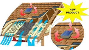contractor tech solar powered attic fan attic cool attic
