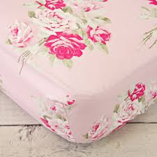 Shabby Chic Crib Bedding Sets by Mix And Match Our Shabby Chic Pink Floral Crib Sheets With Any Of