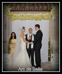 wedding arches rental miami acrylic plexiglass wedding canopy rental from arc miami