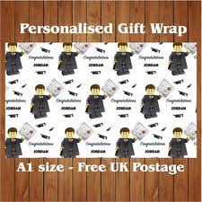 graduation wrapping paper graduation gift wrapping supplies ebay