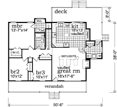 country style house plan 3 beds 2 00 baths 1455 sq ft plan 47 646