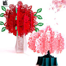 thanksgiving cards online online get cheap blank flower cards aliexpress com alibaba group