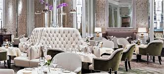 Interior Designers In London by Interior Style Palm Court The Langham London About House