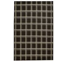 Outdoor Rug 5x7 Living 5x7 Windowpane Plaid Indoor Outdoor Rug Page 1
