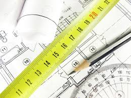 house architecture plan on paper stock photo picture and royalty