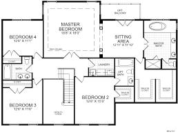 classic 6 floor plan the monticello classic homes