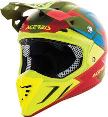 acerbis motocross gear acerbis profile 3 0 snapdragon motocross helmet helmets offroad