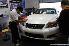 lexus isf performance chip front bumper chips and dings clublexus lexus forum discussion