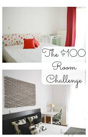 Budget Bedroom Makeover - 100 room challenge bedroom reveal bisozozo