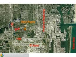 Map Of Ft Lauderdale Fort Lauderdale Land For Sale Fort Lauderdale Build Able Lots