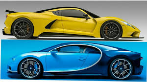 lexus hennessy bugatti chiron vs hennessey venom gt 2017 youtube