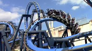 Nitro Six Flags How Are Roller Coaster Names Chosen For Rides At Six Flags