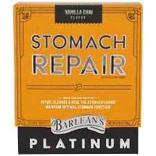 barlean u0027s stomach repair vanilla chai 6 35 oz 180 g iherb com
