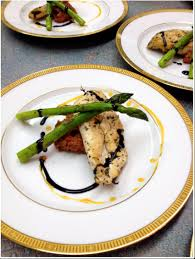 Asparagus Dishes Main Course - chef cw bites and plates partyslate