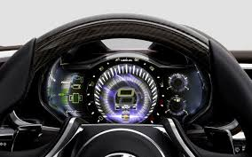 lexus lfa dashboard the dash of the lexus lf lc concept 1500 x 938 carporn
