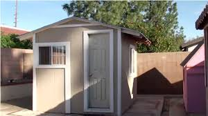 How To Build A Small Storage Shed by Converting Sheds Into Livable Space Miniature Homes And Spaces