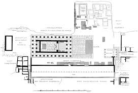 Sanctuary Floor Plans by Exposed Bedrock In Miletus And Priene An Overlooked Aspect Of
