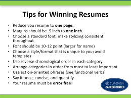 Tips On Making A Resume 10 Top Resume Writing Tips Examples Of Resumes Intern Resume