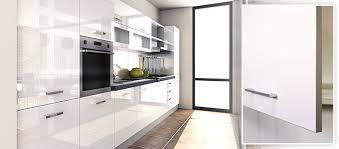 Gloss Kitchen Cabinet Doors White Gloss Kitchen Doors Homedesign Finsahome Kitchen Cabinet