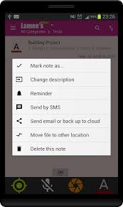 android notepad lamees notes notepad for android