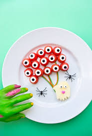 Easy Healthy Halloween Snack Ideas Cute Halloween Fruit And 317 Best Holiday Halloween Images On Pinterest Halloween