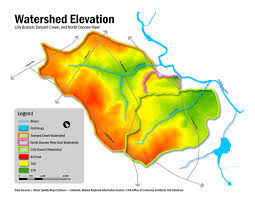Clark County Gis Maps Watershed Watershed Files Index