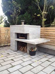 Backyard Brick Pizza Oven Best 25 Modern Outdoor Pizza Ovens Ideas On Pinterest Wood Oven