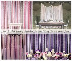 ribbon backdrop wedding backdrop lace and ribbon backdrop photo backdrop
