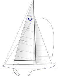 5 5 metre keelboat wikipedia