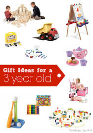 birthday gift ideas for three years imagination third and