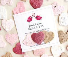 seed paper wedding favors seed paper favors craftaholics anonymous seed paper
