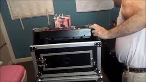 american dj duo station lighting controller american dj sc 8 ii system relay controller youtube
