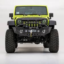 built jeep wrangler amazon com restyling factory rock crawler front bumper with fog
