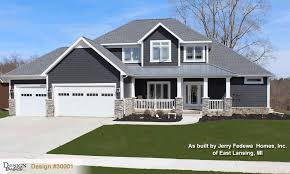 home design basics 30001 craftsman home plan at design basics