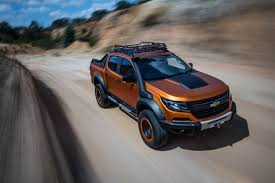 Future Gm Trucks Chevrolet Colorado Xtreme Concept Revealed Gm Authority