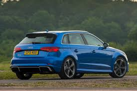 audi price new audi rs3 sportback names its price by car magazine