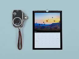 calendrier bureau personnalisé calendrier photo et agenda personnalisé 2017 photobox
