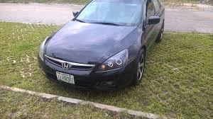Used Rims Honda Accord Customized Used 2007 Honda Accord For Sale Autos Nigeria