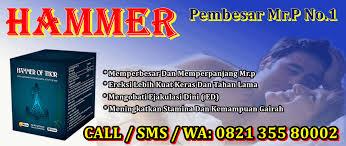 hammer of thor makassar 082135580002 pembesar mr p no 1 asli italy