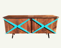 Mid Century Record Cabinet by Console Tables U0026 Cabinets Etsy
