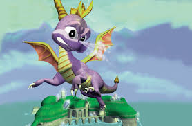 behind the scenes of spyro the dragon gamestm official website