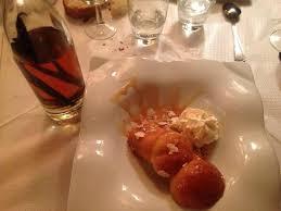 cuisine jeanne baba rhum a volonté picture of au bistro de jeanne beauvais