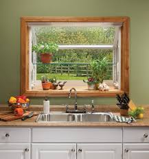 garden window ideas u2013 add light and space to your kitchen