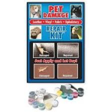 Fix Upholstery Pet Damage Repair Kit Leather For Fabric Keeps Rover Out Of The