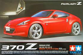 nissan 370z with body kit tamiya 24315 nissan 370z fairlady z z34 1 24 scale kit plaza