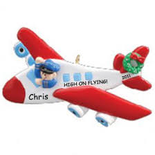 pilot ornaments gifts personalized ornaments for you